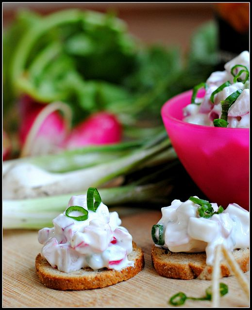 Creamy Radish Dip - Even if you ate ALL of this dip…you're looking ...