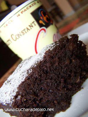Brownie de Chocolate al Microondas sin Azúcar