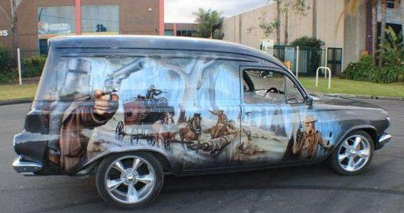 Airbrush Australia - Airbrushing - Airbrush Artist WAYNE ...  Airbrush Austra...