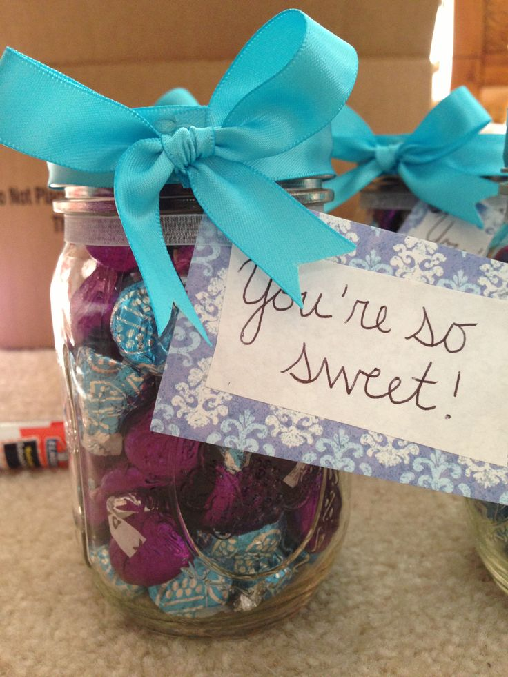 ... Gifts, Thank You Gifts For Coworkers, Gift Ideas, Sweets Gift, Gifts