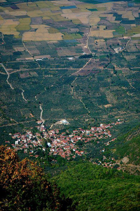 A village near Iznik, Turkey
