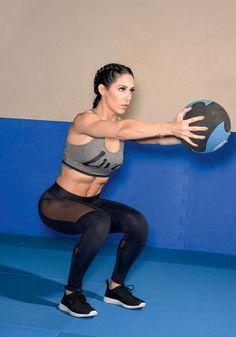 Esse exercício trabalha o corpo todo e vai deixar o seu shape mais sexy