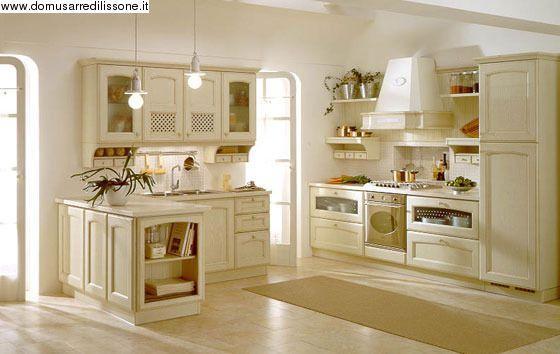 modello Villa D'Este ideata da Veneta Cucine