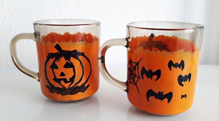 Így készíts halloweeni kávés poharat http://legjobbkave.hu/igy-keszits-halloweeni-kaves-poharat/