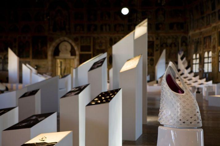 Zaha Hadid. Palazzo della Ragione, Padova. photo © Fabrizio Marchesi // www.fabriziomarchesi.com Image Courtesy of Zaha Hadid Architects