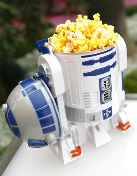 R2-D2 Popcorn Bucket at Disney Parks. They also have a Dumbo one. I hope they add more!