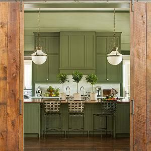 Kitchen Ideas In Green best 20+ green cabinets ideas on pinterest | green kitchen