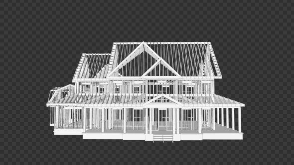 Architecture Blueprint House