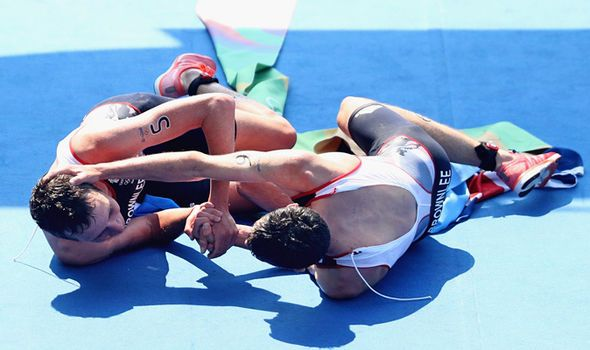 Alistair Brownlee: I had to go through hell to retain my Olympic triathlon gold…