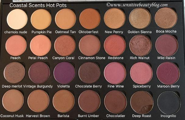 Coastal Scents Hot Pots