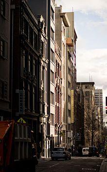 Flinders Lane, Melbourne