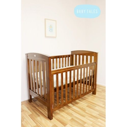 Bertini Renaissance Cot Toddler Bed Photographed In Our Melbourne Baby Furniture Studio 549