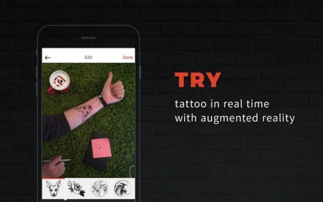 Con Inkhunter provi e vedi in anteprima il tatuaggio Sul Play Store, si sa, è possibile reperire al giorno d'oggi qualsiasi applicazione per i nostri dispositivi Android.  Recentemente è sbarcata sullo store del robottino verde, INKHUNTER, l'applicaz #inkhunter #tatuaggio #tatoo #app #google