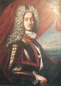 Ramon Perellos y Roccaful, Grand Master of the Order of St John, 1697-1720. #OrderofMalta #SMOM