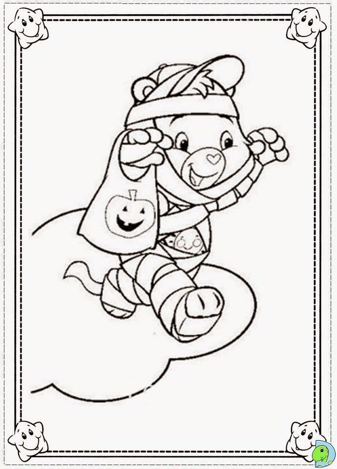 Desenhos Dos Ursinhos Carinhosos Para Colorir Bear Coloring