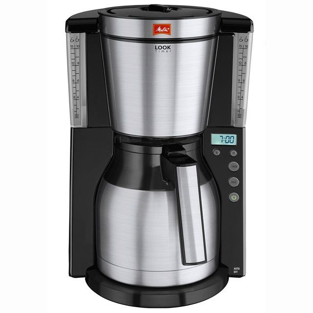 Cafetière programmable Look IV® Therm Timer MELITTA