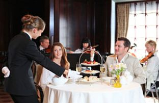 #High Tea | #QueenMary2