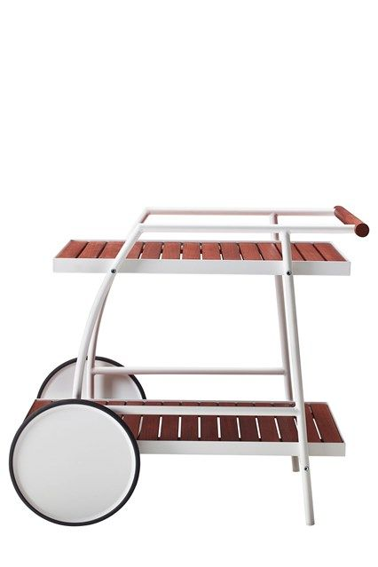 Vindalso Outdoor Trolley - The Best Ikea Products - House & Garden's pick of everything from beds and sofas to cutlery and storage, inexpensive yet excellent home design on a budget.