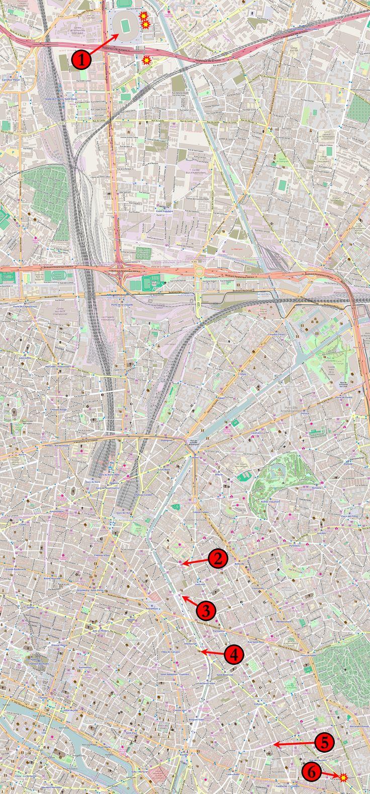 November 2015 Paris attacks - Wikipedia
