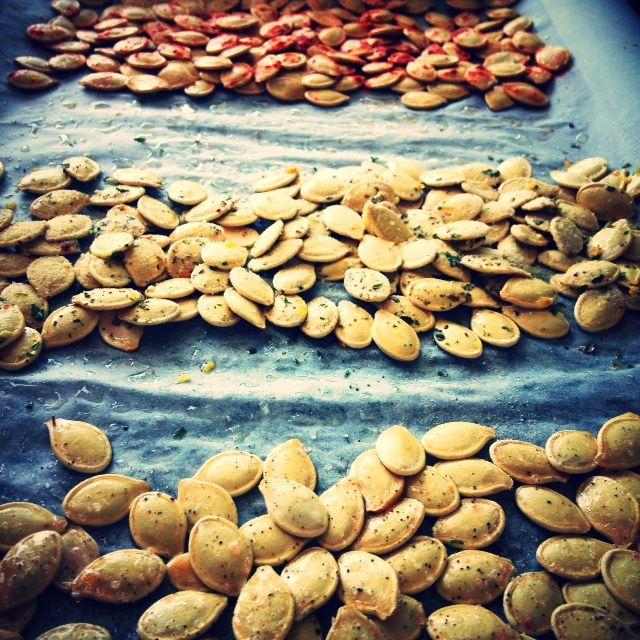 3 façons de cuisiner les graines de citrouille Recette graine de citrouille