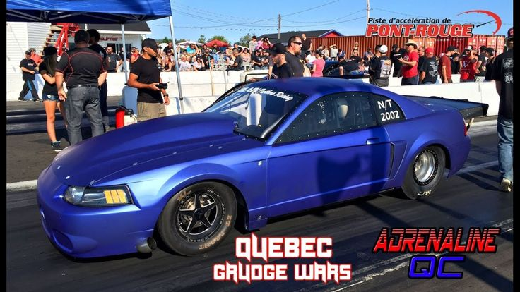 Jake Blain Brother Racing Outlaw Grudge Wars Quebec Drag Pont-Rouge