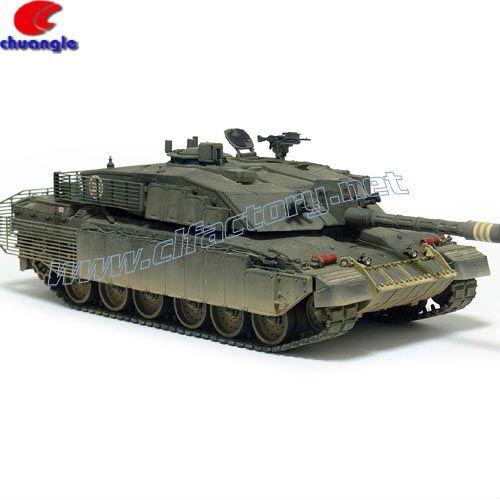 Collectible Military Tank Model, Scale Model Tank, Plastic Tank Model $2~$5