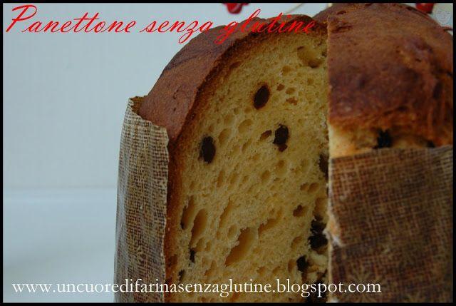 Gluten free Panatone Italian Christmas cake, this recipe is amaaaaaaazing!! Use Google translator to get the recipe right and Enjoy!! Uncuoredifarinasenzaglutine: Dolci di Natale