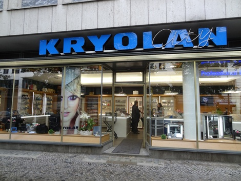My Visit To The Berlin Kryolan Make-Up Factory -         In July, I was invited to the Kryolan make-up factory in Berlin to celebrate the re-launch of its brand and flagship store. I was really pushed for time and needed to be in New York for a job the next day but invitations to visit make-up facto...