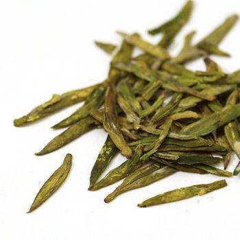 Organic Dragon Well Green Tea