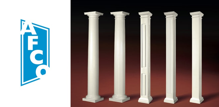 10 best fiberglass aluminum columns and railing images for 10 fiberglass columns