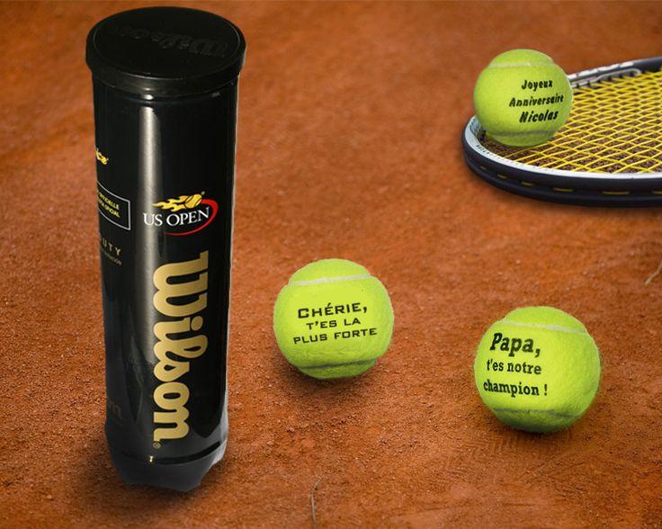 Fabuleux Les 25 meilleures idées de la catégorie Balle de tennis sur  JJ14