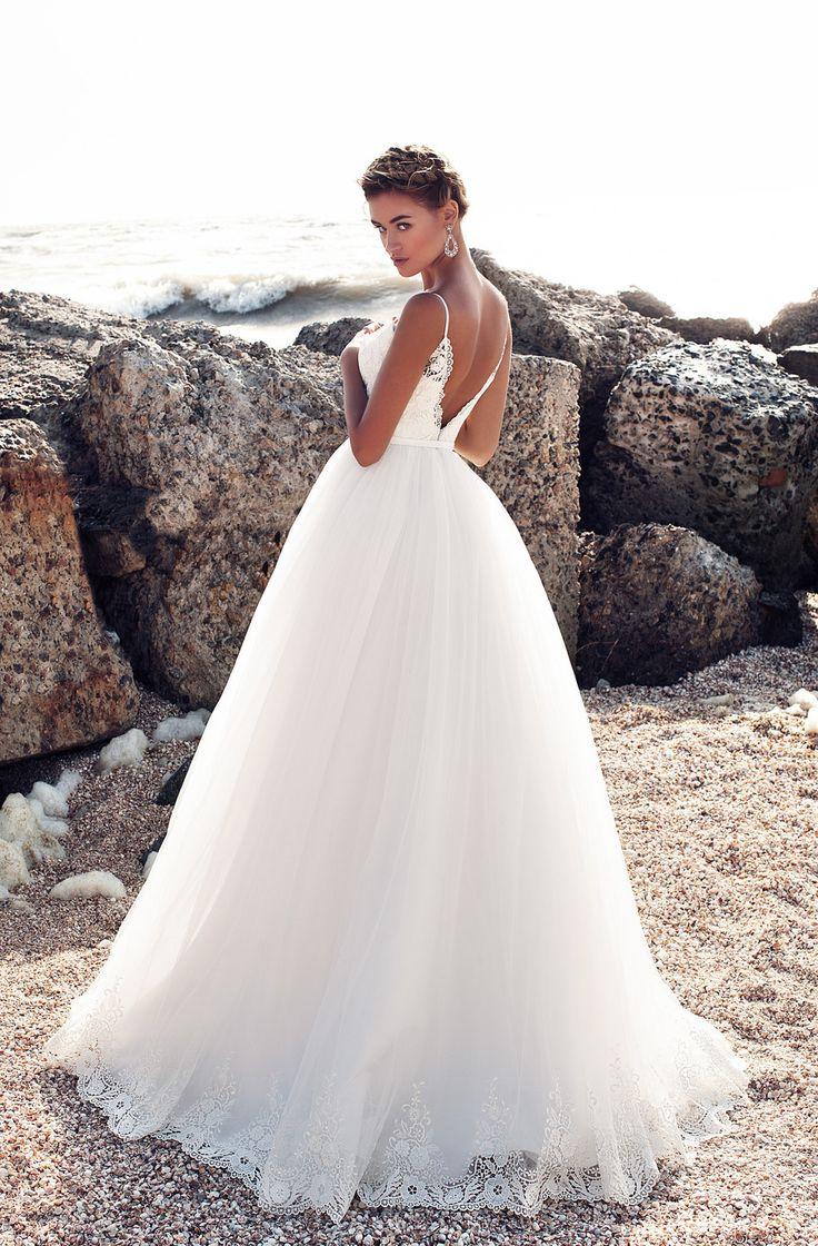 Свадебное платье «Бренда» Ариамо Брайдал— купить в Москве платье Бренда из коллекции 2016 года