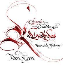 Resultado de imagen para caligrafia gotica bastarda