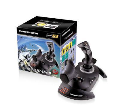 DIGIDAtech.net: [REVIEW] Joystick T-Flight Hotas X - THR per PS3, ...