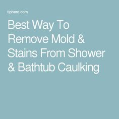 Best 20 remove mold stains ideas on pinterest clean for Best way to remove mold from shower grout