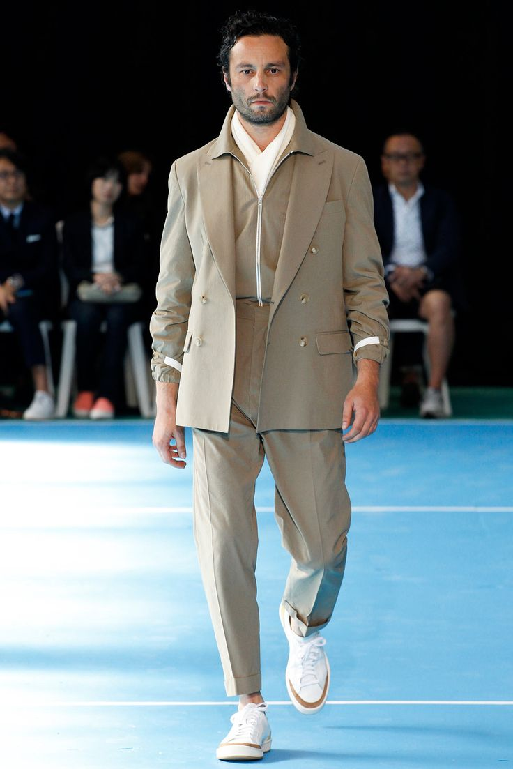 Umit Benan Spring 2015 Menswear - Collection - Gallery - Style.com