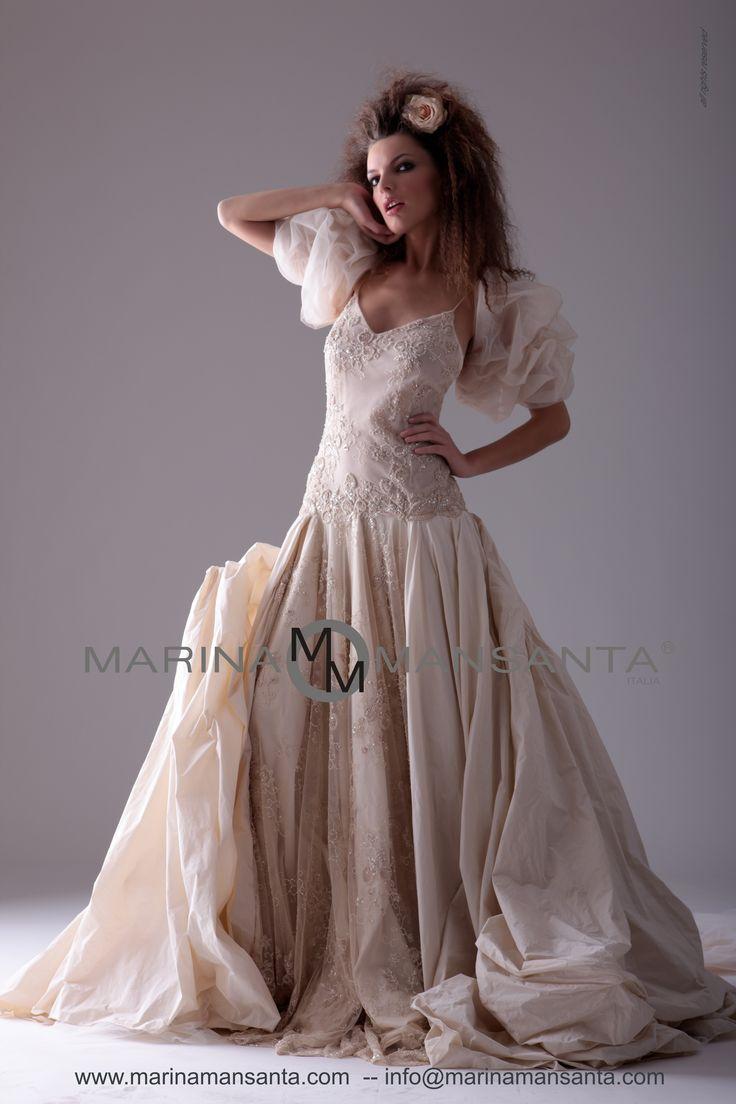 MARINA MANSANTA Collezione Muse, Model lo Greta