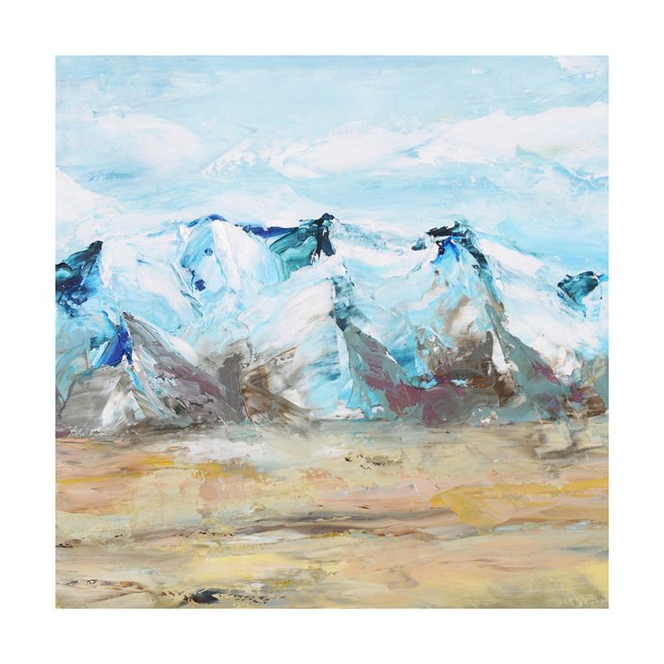 Click to see 'Blue Mountain' on Minted.com