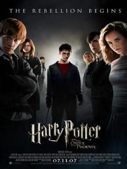 Day 6- Favorite Movie: Harry Potter and the Order of The Pheonix. I love the music and umbridge. Honestly I love them all, but this one is probably my favorite