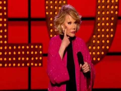 Joan Rivers Live At The Colonial Theatre 5/10! #Standup #Comedy www.berkshiretheatregroup.org
