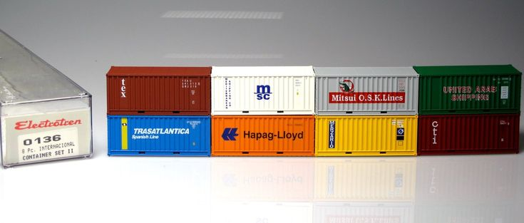 Containers Set ll