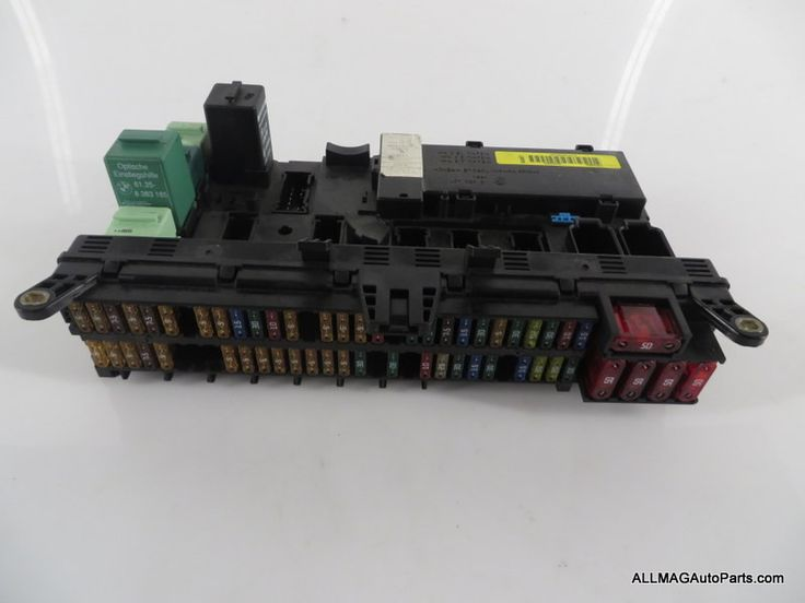2003-2005 Range Rover Interior Dash Fuse Box Panel 36 YPP000020 HSE L322