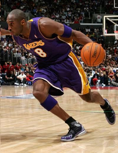 63fe454eb4df Nike huarache 2k4 black laser Kobe Bryant Black Mamba