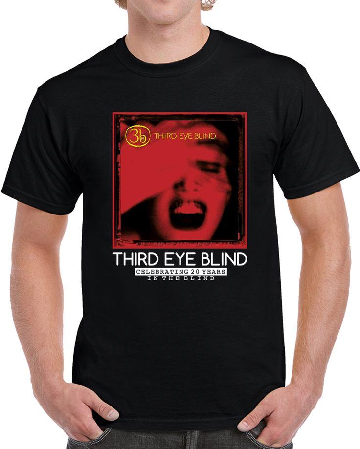 Third Eye Blind Tour-live National T Shirt