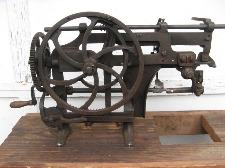 1889 pat RIVAL No. 2 Commercial Apple Peeler INDUSTRIAL ...