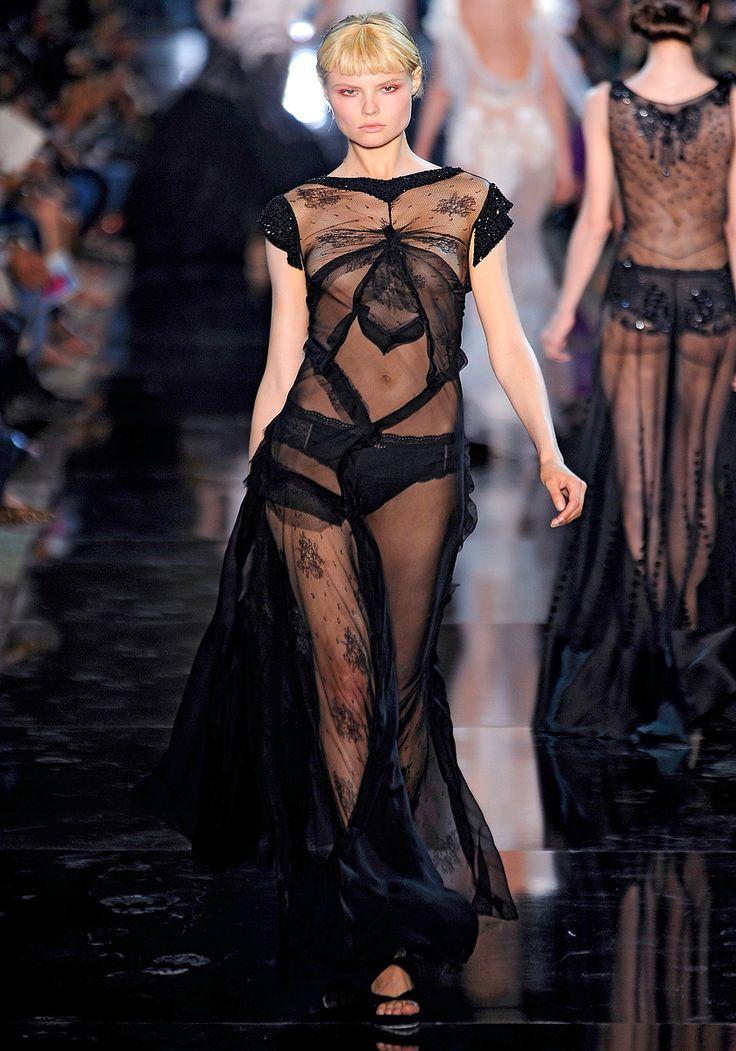 Fashion Show: Джон Гальяно Весна 2012 Неделя Моды в Париже ♥ John Galliano SS 2012