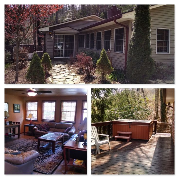 121 best images about nc smoky mountain cabins on for Smoky mountain cabins on the water
