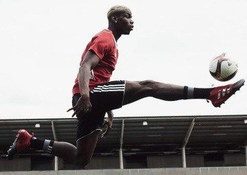 adidas Unveils ACE 17+ PURECONTROL Soccer Boot – Worn by Paul Pogba