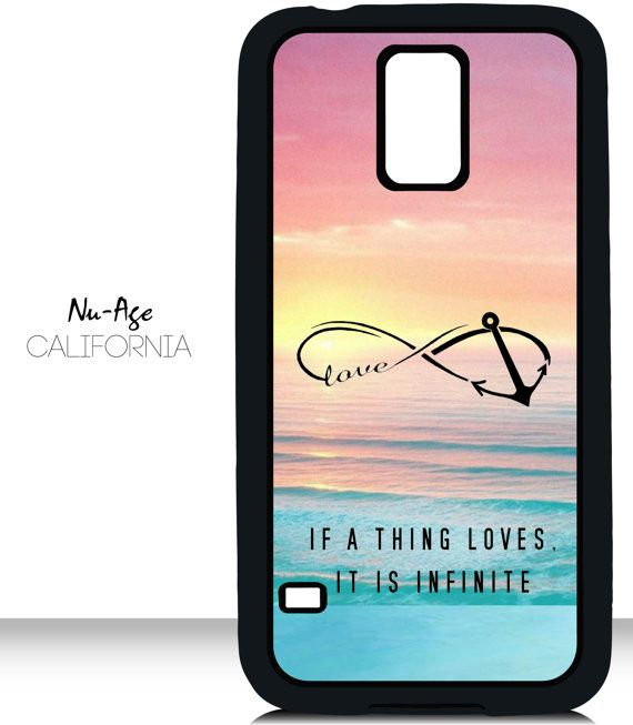 Vintage Infinity Anchor Symbol Design Samsung by NuAgeProducts, $13.23