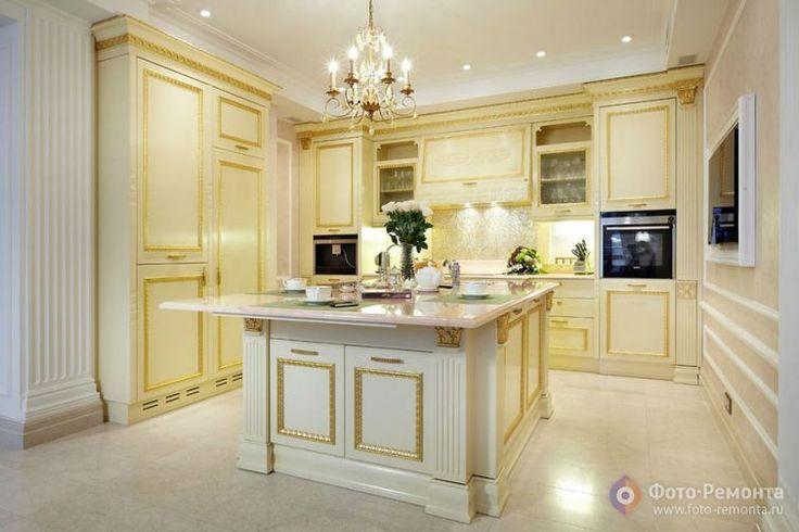 """Результат пошуку зображень за запитом """"дизайн кухни в классическом стиле"""""""